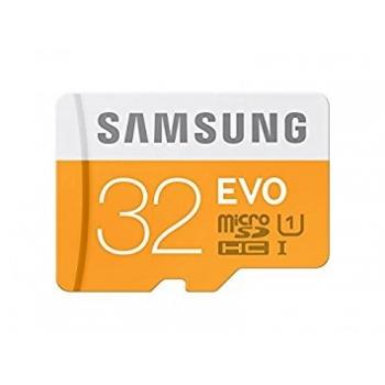 Mälukaart microSDHC SAMSUNG Evo 32GB Class 10 UHS-I U1