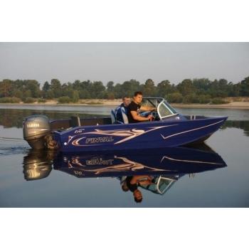 Kalastuskaater FINVAL Evo 475