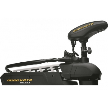"Electric Bow Mount Remote Control MINN KOTA Ultrex-112 iPilot Link, US2 sonar, 52"" leg, 36V, Bluetooth, black, fresh water"