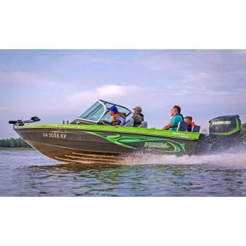 Fishing boat FINVAL 555 Fish Pro