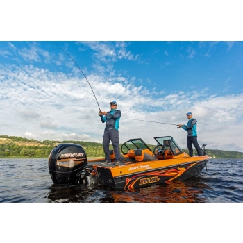 Kalastuskaater FINVAL 555 Sport Angler
