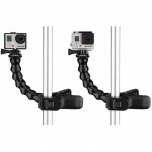 Clamp mount GOPRO Jaws: Flex Clamp
