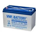 Gel battery VMF-Battery DG100-12 100Ah 12V