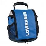Bag LOWRANCE for Hook2/Hook Reveal fishfinders with Hook2/Reveal ice transducer, power cord, 7Ah battery and charger