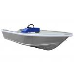 Альюминевая лодка MARINE 400SC