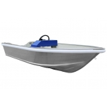 Alu boat MARINE 400SC