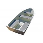 Alu boat MARINE 400UL