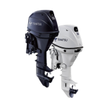 Outboard engine TOHATSU MFS30CW EPTL
