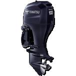 Outboard motor TOHATSU BFT100A K1LRTU