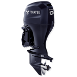 Outboard motor TOHATSU BFT100A K1XRTU