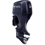 Outboard motor TOHATSU BFT200D XRU