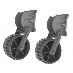 Transport wheels (strong plastic) Kolibri