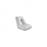 Inflatable seat with backrest Kolibri