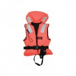 Lifejacket MARINEPOOL Europe with zipper 100N Orange 10-20 kg