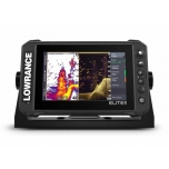 Fishfinder LOWRANCE Elite-7 FS with Active Imaging 3-1 transducer
