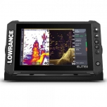 Fishfinder LOWRANCE Elite-9 FS with Active Imaging 3-1 transducer