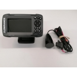 Fishfinder LOWRANCE Hook2-4x GPS with ice transducer, 2 year warranty