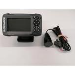 Kajalood LOWRANCE Hook2-4x GPS koos talianduriga, garantii