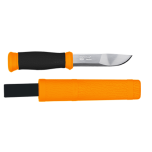 Knife MORAKNIV 2000 Hi-Vis Orange, 11cm
