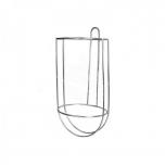 Pendulum basket Lalizas 180 mm