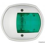 зеленый навигационный свет