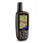 Käsi-GPS GARMIN GPSMAP 64s
