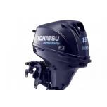 Outboard TOHATSU EFI MFS15E EPTL