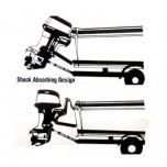 Bensiinimootori transporditugi kuni 150hj mootoritele, 50-80cm