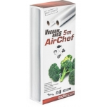 Vaakumkott ARCTIXSport AirChef pakendajatele, rull 5m x 28cm, 2 rulli pakis