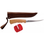 Fillet knife BERKLEY 10cm with sharpener
