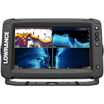 Fishfinder LOWRANCE Elite-9 Ti2 with Active Imaging 3-1 transducer