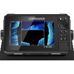 Kajalood LOWRANCE HDS-7 Live koos Active Imaging 3-1 anduriga