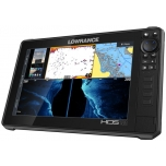 Fishfinder LOWRANCE HDS-12 Live with Active Imaging 3-1 transducer