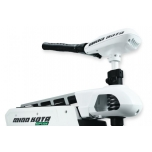 "Electric Bow Mount Remote Control MINN KOTA Riptide Fortrex-112, 62"" leg, 36V, tõsteabi, white, salt water"