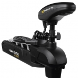 "Electric Bow Mount Remote Control MINN KOTA Ultrex-112 iPilot, US2 sonar, 62"" leg, 36V, Bluetooth, black, fresh water"