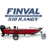 Fishing boat FINVAL Rangy 510